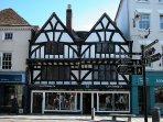 Salisbury - Ye House of John-A-Port