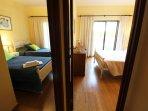 Double Bedroom & Two Single Bedroom