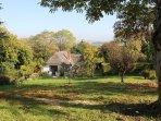 Wonderful autumn colours at Foleys Cottage (H148)