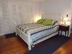 First Floor Master with Queen Bed
