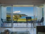 Step out onto the lanai for fresh air and a closer ocean view!