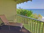 You won't believe the beautiful beachfront views!