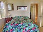 Both bedrooms offer comfortable queen beds.