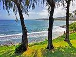 Stroll the beaches of this beautiful lush island.