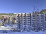 Stay at this phenomenal ski-in/ski-out Winter Park vacation rental condo!