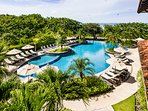 Paradise Steps Away from Your Villa at the Beach Club