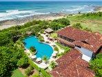 Veduta aerea del vostro esclusivo Beach Club