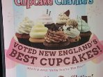 Treat yourself to a cupcake or even ice-cream!