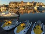 Get 15% off all watersport rentals!