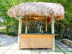 Even has its own Tiki Hut bar