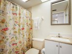 Adjoining bathroom. Book now at Florida Sun Vacation Rentals