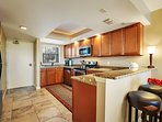 The completely renovated unit at Bay Shore Yacht and Country club is by Florida Sun Vacation Rentals
