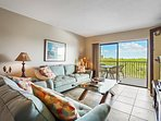 Sweeping views from your living room and plenty of space