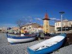 Le Cros de cagnes village de pêcheurs