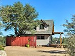 Outdoor adventure awaits when you stay at this cozy home in Prescott.