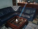 Sectional Couch and Coffee Table