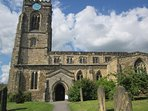 A church has stood on this site in Pocklington since Roman times