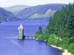 Stunning lake vyrnwy
