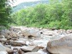 Beautiful Saco River