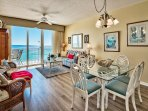 Majestic Sun 704B - Gulf Views from the Entire Living Area