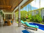 Serenity and privacy – only for you