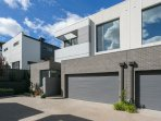 Townhouse with external security for your safety