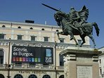 Tu visita a Burgos en un lugar especial. ¡¡Te esperamos!!