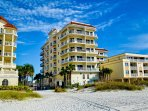 Chateaus on White sands of Clearwater Beach