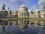 Brighton Royal Pavilion a regular bus service from Henfield to Brighton