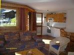 Living roomn - Eat corner - Cook corner