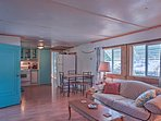 Experience all that Truth or Consequences has to offer when you stay at this 2-bedroom, 1-bathroom vacation rental...
