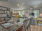 Fall in love with Georgetown when you stay at this 3-bedroom, 1-bathroom vacation rental home!