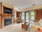 Gerrys amazing 2 BR Mtn View condo #201 * Appalachian * Mountain Creek Resort