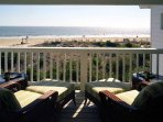 Private Master Bedroom balcony for quiet sunrise or sunset enjoy
