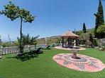 Canarian style gardens.