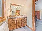 Master Suite Private Bath