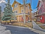 Park City Sullivan Manor with 2-Car Garage in the Heart of Historic Park City