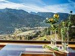 Soggiorno di lusso con vista sulla Val di Fiemme