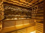 Sauna dello Chalet