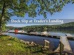 Dock Slips at Trader's Landing