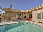 Plan your next desert vacation at this gorgeous 4-bedroom, 3-bath vacation rental home in the Oro Valley.