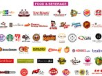 A variety of food and beverage shops at the shopping mall that are accessible by lifts.