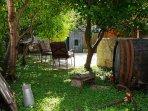 Old fisherman house for rent, Orebic, Peljesac
