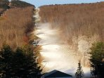 Snowmaking on Gore Mt began Nov 9, 2017. Its going to be a great season!