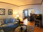 Charming Condo Minutes to New Era Field & Downtown
