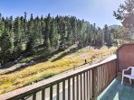 Plan your next winter getaway and enjoy scenic mountain views at this 5-bedroom, 3-bathroom vacation rental condo in...