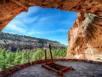 Discover Bandelier National Monument and experience the history and culture of the region.