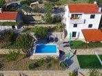 Villa and environment