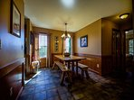 Coyote Cabin Dining Room