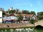 Local town - Arundel